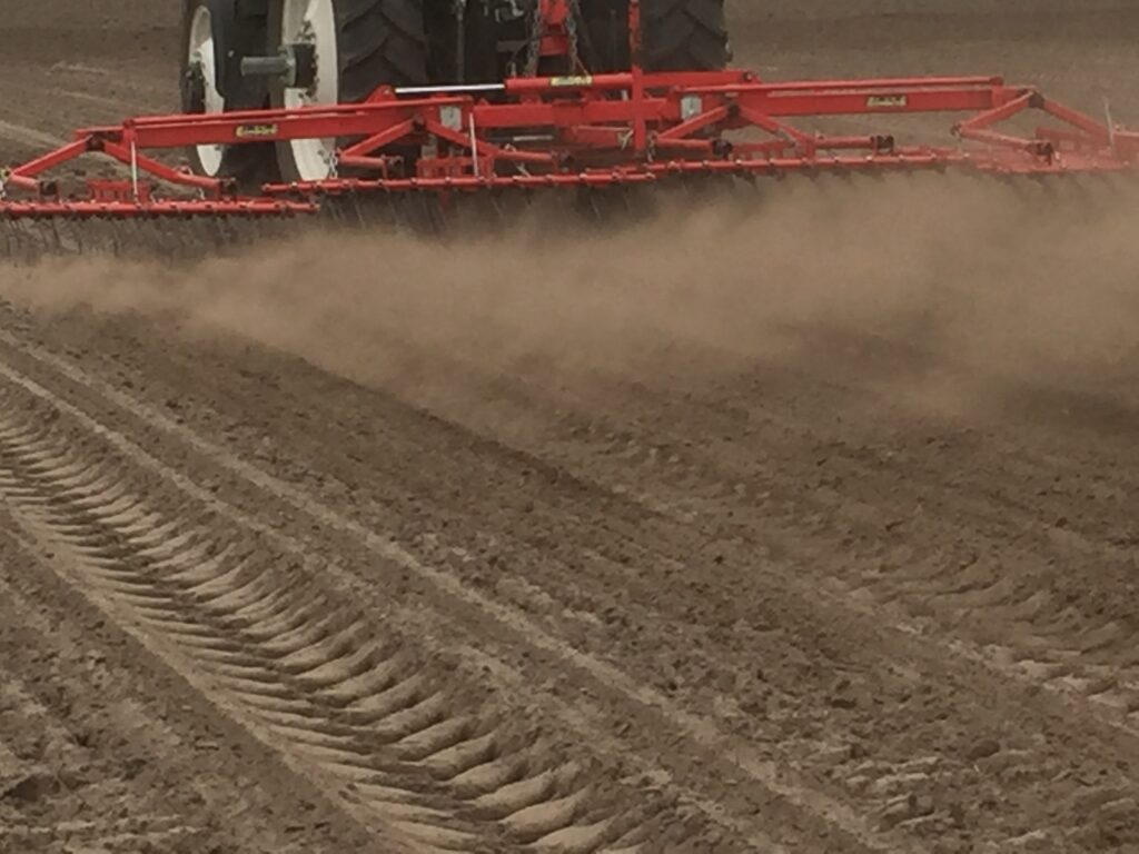 Onkruidbestrijding maïs