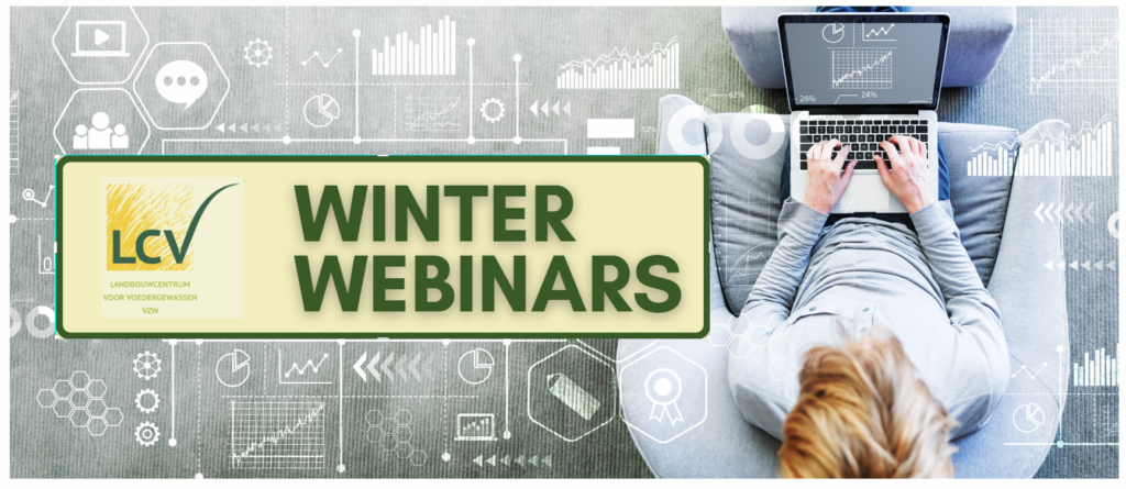 LCV Winter Webinars